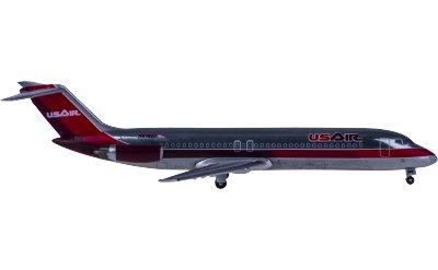 US Airways 全美航空 Douglas DC-9-32 N878VJ