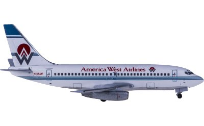 America West Airlines 美国西部航空 Boeing 737-200 N138AW