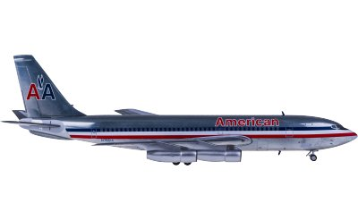 American Airlines 美国航空 Boeing 720 N7551A