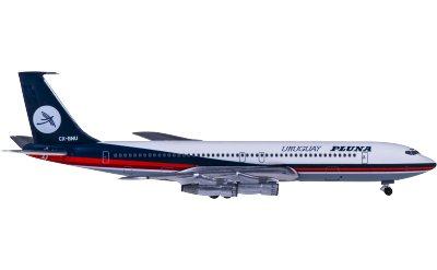 PLUNA 乌拉圭航空 Boeing 707-300 CX-BNU