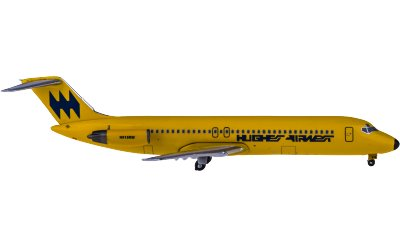 Hughes Airwest McDonnell Douglas DC-9-30 N915RW