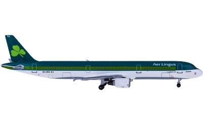Aer Lingus 爱尔兰航空 Airbus A321 EI-CPH