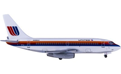 United Airlines 美国联合航空 Boeing 737-200 N988UA