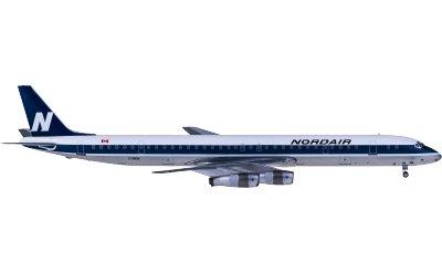 Nordair 加拿大北方航空 Douglas DC-8-61 C-GNDA