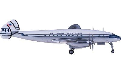 Pan Am 泛美航空 Lockheed L-749 N86529