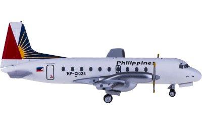 Philippine Airlines 菲律宾航空 Hawker Siddeley HS 748 RP-C1024