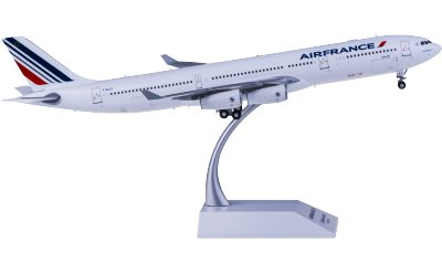 JC Wings 1:200 Air France 法国航空 Airbus A340-300 F-GLZJ
