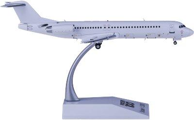 Fokker 100 空白机