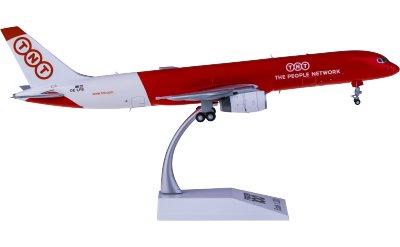 TNT 天递 Boeing 757-200F OE-LFB 货机