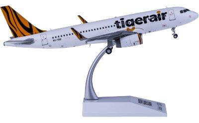Tigerair 欣丰虎航 Airbus A320 9V-TRX