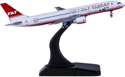 FAT 远东航空 Boeing 757-200 B-27021 Ezfly