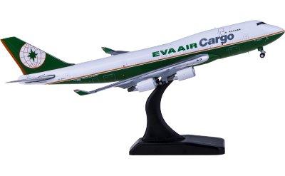 EVA Air 长荣航空 Boeing 747-400BCF B-16407 货机