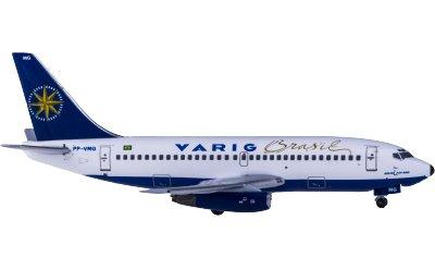 VARIG 里约格朗德航空 Boeing 737-200 PP-VMG