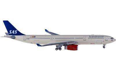 Ngmodel 1:400 SAS 北欧航空 Airbus A330-300 SE-REH