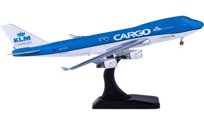Phoenix 1:400 KLM 荷兰皇家航空 Boeing 747-400 PH-CKB 货机