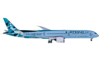 Ngmodel 1:400 Etihad Airways 阿提哈德航空 Boeing 787-10 A6-BMH