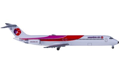 Hawaiian Airlines 夏威夷航空 McDonnell Douglas DC-9-50 N709HA
