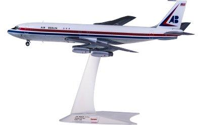 Air Berlin 柏林航空 Boeing 707-300 N763AB