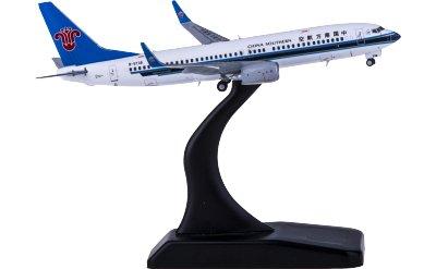 JC Wings 1:400 China Southern 中国南方航空 Boeing 737-800 B-5738