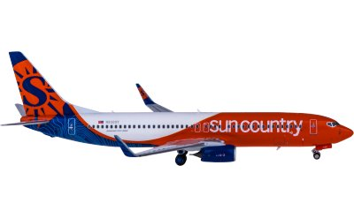 Sun Country Airlines 太阳城航空 Boeing 737-800 N830SY