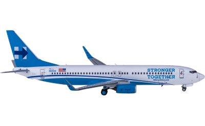 Xtra Airway Boeing 737-800 N881XA 希拉里-克林顿竞选专机