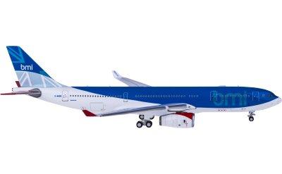 BMI 英伦航空 Airbus A330-200 G-WWBB