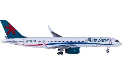 First Choice Airways Boeing 757-200 G-OOBB