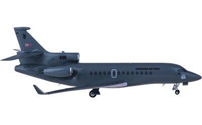 Hungarian Air Force 匈牙利空军 Dassault Falcon 7X 606