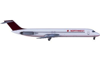 Northwest Airlines 西北航空 McDonnell Douglas DC-9-51 N780NC