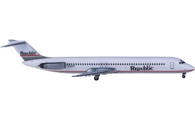 Republic Airways McDonnell Douglas DC-9-51 N768NC