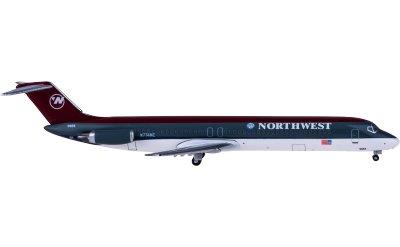 Northwest Airlines 西北航空 McDonnell Douglas DC-9-51 N774NC
