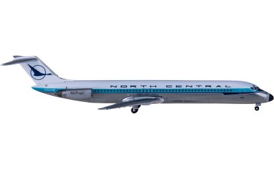 North Central Airlines McDonnell Douglas DC-9-51 N761NC