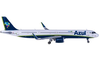 Azul 蓝色巴西航空 Airbus A321neo PR-YJA