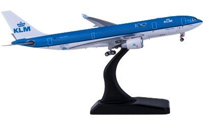 KLM 荷兰皇家航空 Airbus A330-200 PH-AOD 100周年