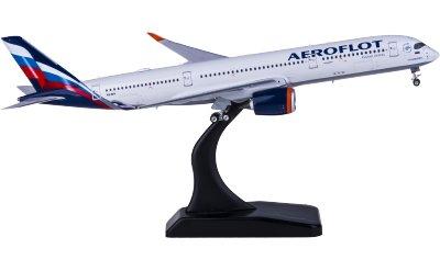 Phoenix 1:400 Aeroflot 俄罗斯航空 Airbus A350-900 VQ-BFY
