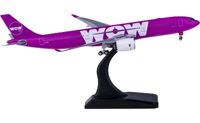 WOW air 沃奥航空 Airbus A330-900neo TF-BIG