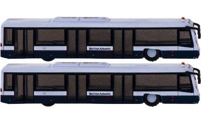 英国航空 机场巴士 2辆
