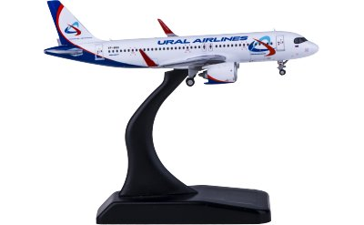Ural Airlines 乌拉尔航空 Airbus A320neo VP-BRX