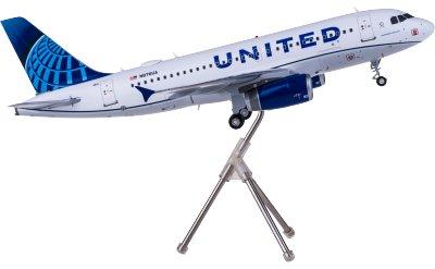 United Airlines 美国联合航空 Airbus A319 N876UA