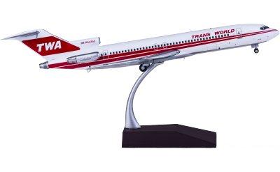 TWA 环球航空 Boeing 727-200 N54353