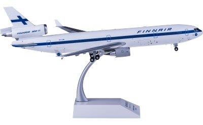 JC Wings 1:200 Finnair 芬兰航空 McDonnell Douglas MD-11 OH-LGB