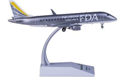 Fuji Dream Airlines 富士梦幻航空 Embraer ERJ-170 JA10FJ