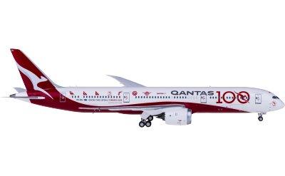 Ngmodel 1:400 Qantas 澳洲航空 Boeing 787-9 VH-ZNJ 100周年彩绘