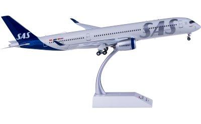 SAS 北欧航空 Airbus A350-900XWB SE-RSA