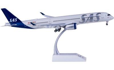 SAS 北欧航空 Airbus A350-900XWB SE-RSA 襟翼打开