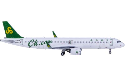HYJLwings 1:400 Spring Airlines 春秋航空 Airbus A321neo B-30EU