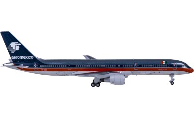 Aeroméxico 墨西哥国际航空 Boeing 757-200 XA-SJD