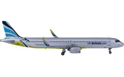 Phoenix 1:400 Air Busan 釜山航空 Airbus A321neo HL8366