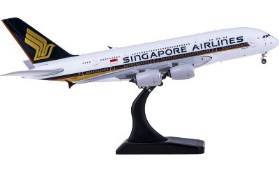 Phoenix 1:400 Singapore Airlines 新加坡航空 Airbus A380 9V-SKZ