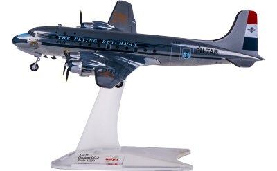 KLM 荷兰皇家航空 Douglas DC-4 PH-TAR